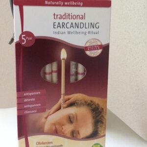Ohrenkerzen Therapie 24032020
